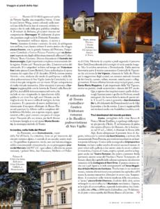 Domodossola, Valle Vigezzo e Santa Maria Maggiore su Io Donna del Corriere della Sera