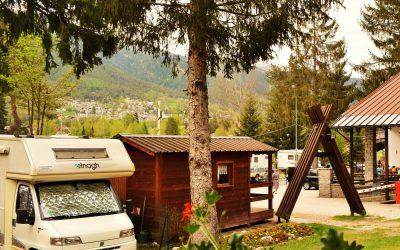 Benvenuti al Camping La Pineta