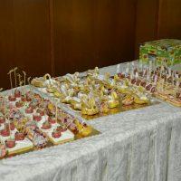 Buffet al Ristorante La Jazza