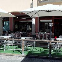 Caffè dei Portici a Santa Maria Maggiore