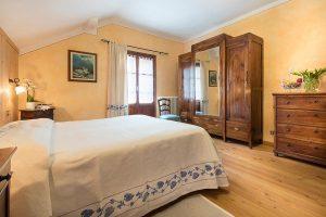 La camera deluxe dell'Hotel Miramonti - ph. Susy Mezzanotte