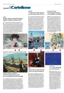 Mostra estiva di Santa Maria Maggiore su La Lettura del Corriere della Sera
