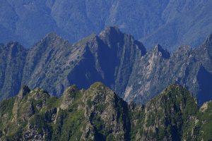 Parco Val Grande - Panoramica da Marsicce