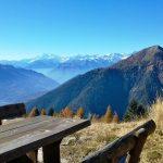 Pic-nic con vista dalla Colma - Piana di Vigezzo