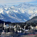 Vista di Santa Maria Maggiore d'inverno - ph. Andrea Quaglia