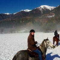 Escursioni a cavallo a Santa Maria Maggiore