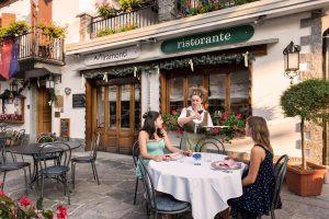 Hotel Ristorante Miramonti a Santa Maria Maggiore - esterno