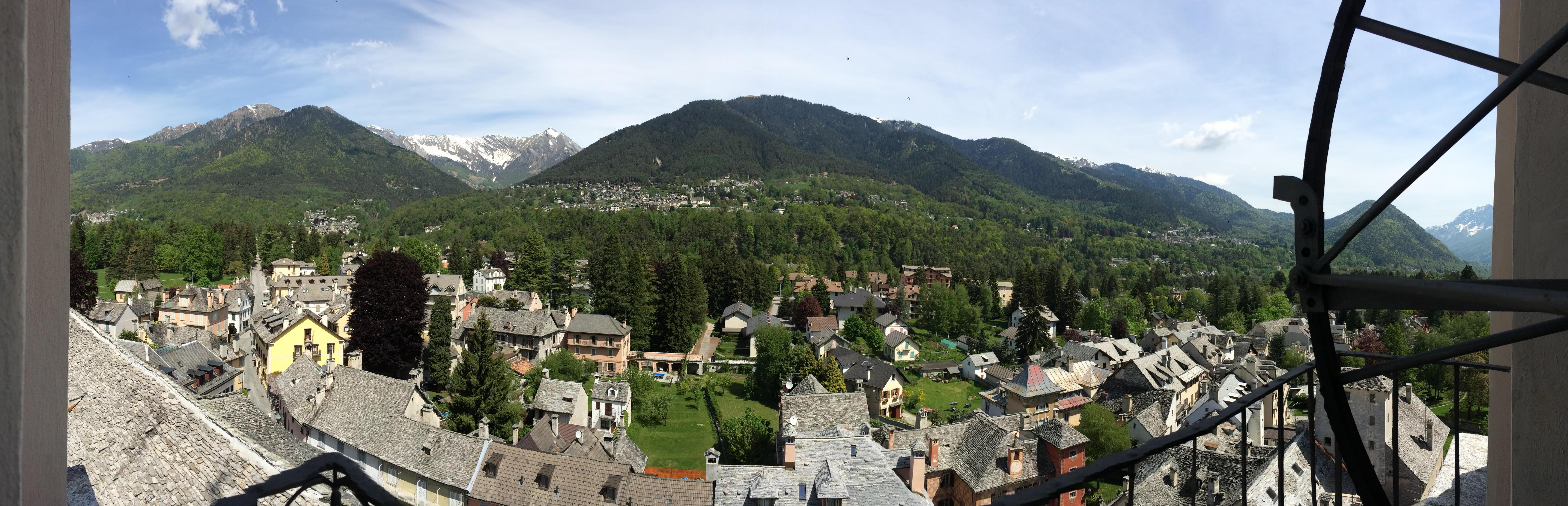 Vista del borgo dall'alto - ph. Mauro Colnaghi
