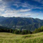 Vista panoramica sulla Val Vigezzo ph. Massimiliano Riotti