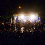 Ballo liscio nel Parco di Villa Antonia a Santa Maria Maggiore