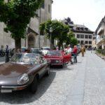 Raduno di auto storiche a Santa Maria Maggiore
