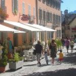 Il centro storico di Santa Maria Maggiore