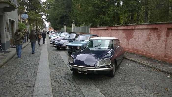 Raduno auto storiche a Santa Maria Maggiore