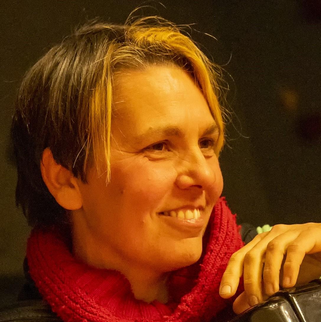 Natalia Ratti - Sentieri e Pensieri 2020 a Santa Maria Maggiore - photo credit Cristian RIVA