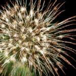 Fuochi d'artificio a Santa Maria Maggiore