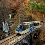 """Il """"Trenino del foliage"""" della Ferrovia Vigezzina-Centovalli"""
