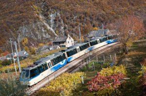 Il Trenino del Foliage della Ferrovia Vigezzina-Centovalli