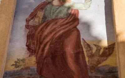 Crana, Oratorio di San Giovanni Evangelista - ph. Marco Benedetto Cerini