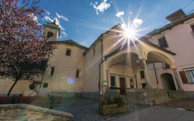Crana, Oratorio di San Rocco - ph. Marco Benedetto Cerini