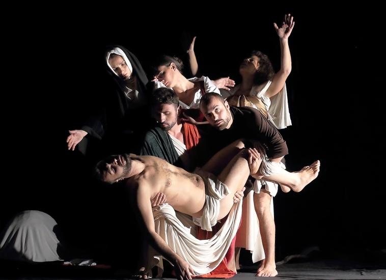 La conversione di un cavallo - Ludovica Rambelli Teatro a Santa MAria Maggiore