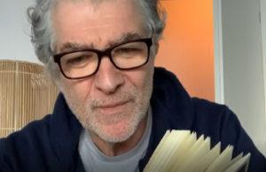 Gioele Dix a Sentieri e Pensieri - L'amore per la lettura ai tempi del Coronavirus - Santa Maria Maggiore