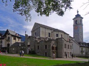 Museo dello Spazzacamino e Chiesa Parrocchiale - ph. Francesco Paiuzza