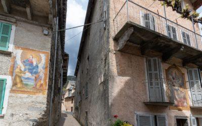 Particolari di Crana, frazione di Santa Maria Maggiore - ph. Marco Benedetto Cerini