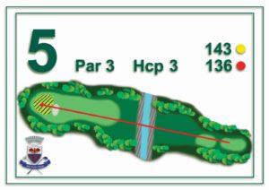 Golf Santa Maria - buca 5