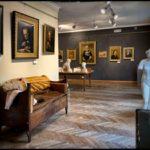 Scuola di Belle Arti Rossetti Valentini - nuovo allestimento 2021 - ph. Marcello Francone