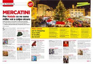 Mercatini di Natale di Santa Maria Maggiore su OGGI