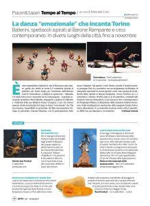 Raduno dello Spazzacamino su SETTE del Corriere della Sera