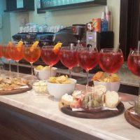 Aperitivo al Bar Rudi a Santa Maria Maggiore
