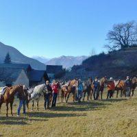 Escursioni a cavallo con Cascina La Presacia