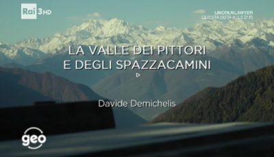Video-La valle dei pittori e degli spazzacamini
