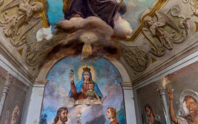 """Cappella dei """"Bastoni"""" - ph. Marco Benedetto Cerini"""