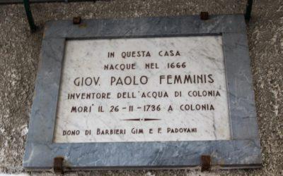 Crana, Casa natale di Giovanni Paolo Femminis - ph. Marco Benedetto Cerini