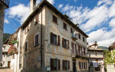 Buttogno, Casa del pittore Lorenzo Peretti - ph. Marco Benedetto Cerini