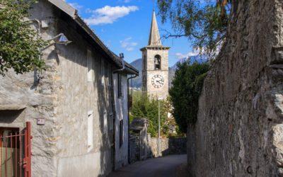 Buttogno, Chiesa di San Lorenzo - ph. Marco Benedetto Cerini