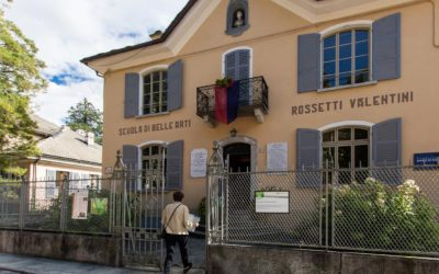 Scuola Belle Arti Rossetti Valentini - ph. Marco Benedetto Cerini