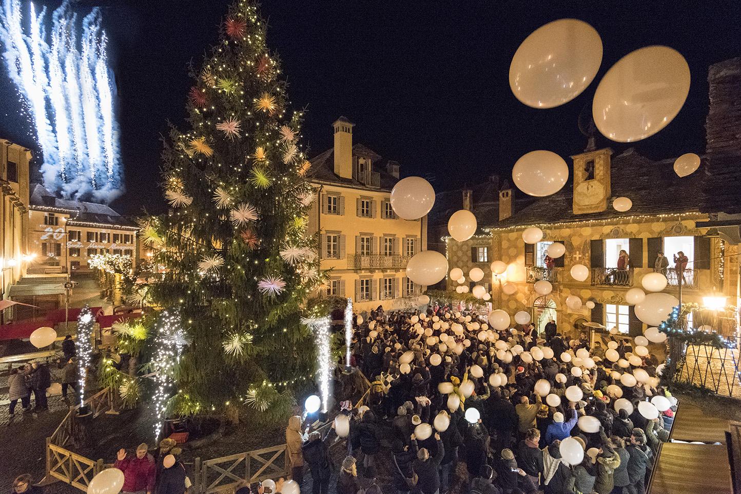 Aspettando i Mercatini di Natale di Santa Maria Maggiore - ph. Susy Mezzanotte