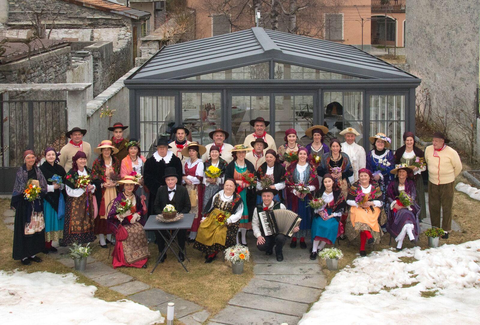 Gruppo Folcloristico Valle Vigezzo - ph. Maurizio Besana