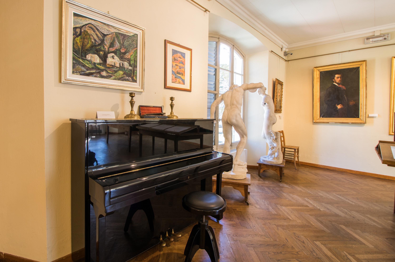 Scuola di Belle Arti Rossetti Valentini - Santa Maria Maggiore - Val Vigezzo - ph. Massimo Bertina