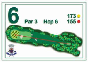 Golf Santa Maria - buca 6