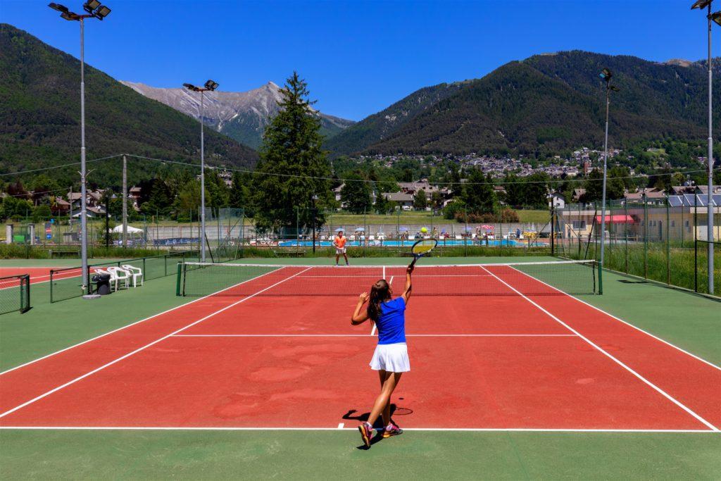 Tennis a Santa Maria Maggiore - ph. Marco Benedetto Cerini